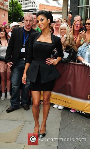 Nicole Scherzinger and Victoria Beckham