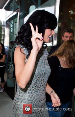 The X Factor, Katy Perry