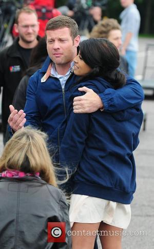 Dermot O'leary and Konnie Huq