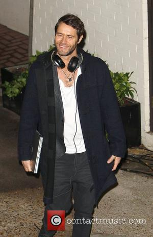 Howard Donald of Take That leave the studio after 'The X Factor Final' London, England - 12.12.10