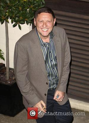 Shaun Ryder,  leave the studio after 'The X Factor Final' London, England - 12.12.10