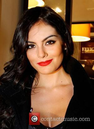 Ximena Navarrete Miss Universe from Mexico, opens the new luxury catering boutique 'Effigy' on the Croisette in Cannes.  Cannes...