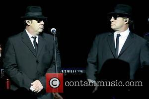 Dan Aykroyd, Blues Brothers and Jim Belushi