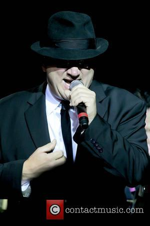 Jim Belushi performs as 'The Blues Brothers' 23rd Annual Showboats International Rendezvous, to benefit Boys & Girls Clubs of Broward...