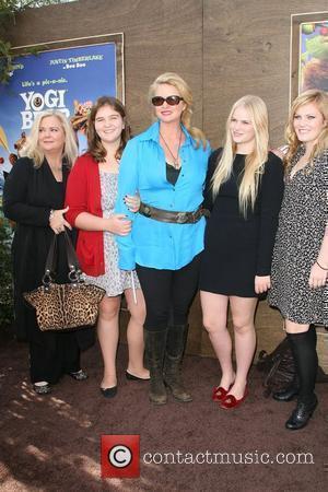 Donna Dixon Los Angeles Premiere of Yogi Bear held at the Mann Village Theater Los Angeles, California - 11.12.10
