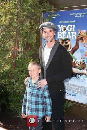 Noah Wyle Los Angeles Premiere of Yogi Bear held at the Mann Village Theater Los Angeles, California - 11.12.10