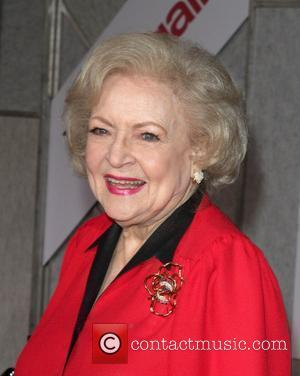 Betty White Los Angeles Premiere of You Again held at the El Capitan Theatre.  Hollywood, California - 22.09.10