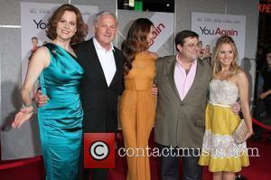 Sigourney Weaver, Andy Fickman, Kristen Bell, Odette Yustman and Victor Garber