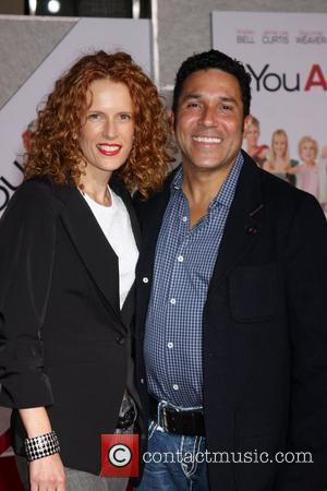 Oscar Nunez and guest Los Angeles Premiere of You Again held at the El Capitan Theatre Hollywood, California - 22.09.10