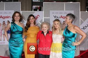 Sigourney Weaver, Odette Yustman, Betty White, Kristen Bell and Jamie Lee Curtis  Los Angeles Premiere of You Again held...