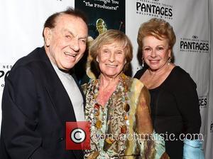 Jack Carter and Cloris Leachman