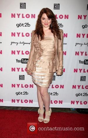 Jennifer Stone The Nylon Magazine Young Hollywood Party 2010 held at the Hollywood Roosevelt Hotel Los Angeles, California - 12.05.10