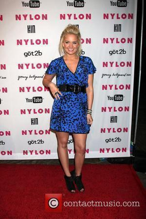 Tiffany Thornton The Nylon Magazine Young Hollywood Party 2010 held at the Hollywood Roosevelt Hotel Los Angeles, California - 12.05.10