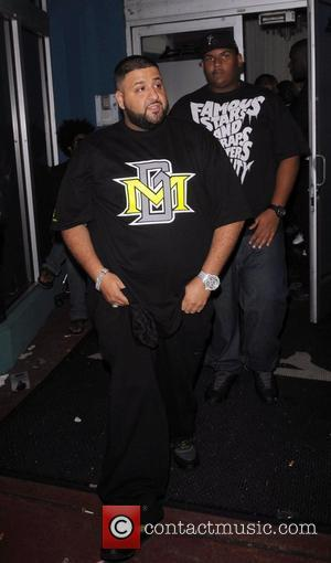 DJ Khaled host a party with Young Jeezy at the nightclub B.E.D. Miami, Florida - 16.01.10