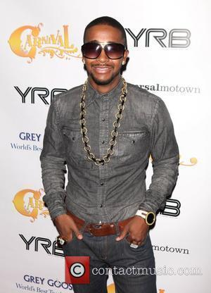 Omarion  YRB Magazine Party at Bowlmor  New York City, USA - 14.09.10