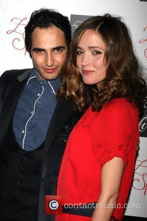 Zac Posen and Rose Byrne
