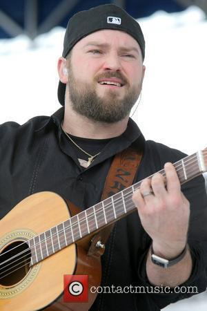 Zac Brown of Zac Brown Band performs at the 25th Anniversary KISS Country Chili Cookoff 2010 at C.B. Smith Park...