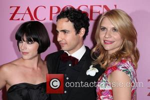 Selma Blair and Zac Posen