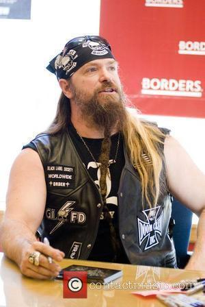 Musician Zakk Wylde, Chicago and Zakk Wylde