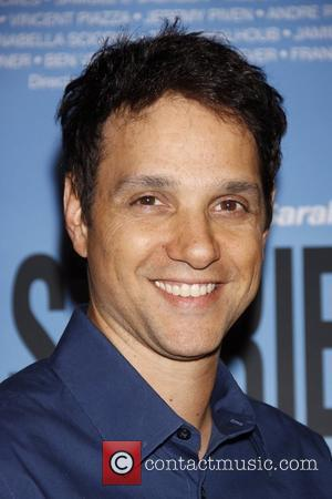Ralph Macchio Reading of Sarah Tuft's '110 Stories', a benefit for New York Says Thank You Foundation held at the...