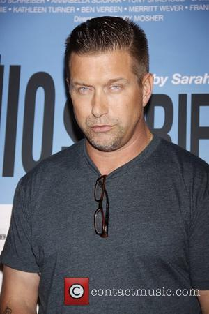 Stephen Baldwin Reading of Sarah Tuft's '110 Stories', a benefit for New York Says Thank You Foundation held at the...