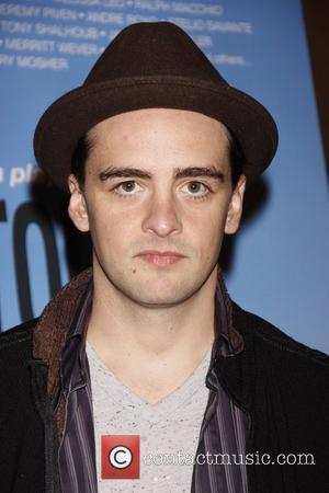 Vincent Piazza Reading of Sarah Tuft's '110 Stories', a benefit for New York Says Thank You Foundation held at the...