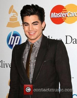 Adam Lambert 2011 Pre-Grammy Gala and Salute to Industry Icons honoring David Geffen - Arrivals Los Angeles, California - 12.02.11
