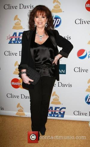 Jackie Collins 2011 Pre-Grammy Gala and Salute to Industry Icons honoring David Geffen - Arrivals Los Angeles, California - 12.02.11