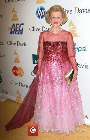 Barbara Davis 2011 Pre-Grammy Gala and Salute to Industry Icons honoring David Geffen - Arrivals Los Angeles, California - 12.02.11