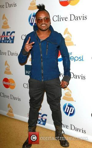 apl.de.ap of The Black Eyed Peas 2011 Pre-Grammy Gala and Salute to Industry Icons honoring David Geffen - Arrivals Los...