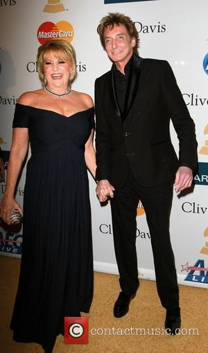 Lorna Luft and Barry Manilow 2011 Pre-Grammy Gala and Salute to Industry Icons honoring David Geffen - Arrivals Los Angeles,...