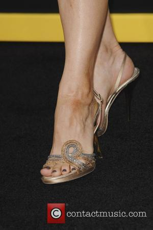 Mary Lynn Rajskub  Los Angeles Premiere of 30 Minutes Or Less held at Grauman's Chinese Theater Hollywood, California -...