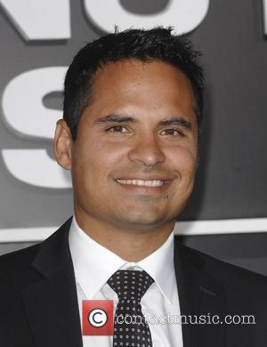 Michael Pena  Los Angeles Premiere of 30 Minutes Or Less held at Grauman's Chinese Theater Hollywood, California - 08.08.11