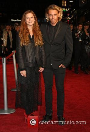 Bonnie Wright, Jamie Campbell Bower and Odeon Leicester Square