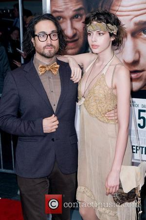 Sean Lennon and Charlotte Kemp Muhl