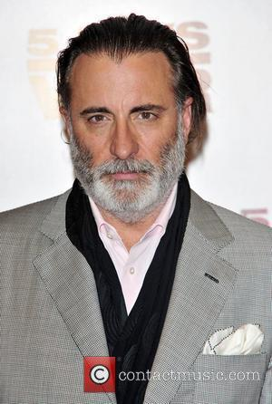 Andy Garcia at the '5 Days Of War' DVD premiere held at BAFTA headquarters London, England - 07.06.11