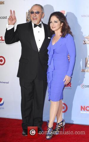 Emilio Estefan, Gloria Estefan  2011 NCLR ALMA Awards - arrivals Held at The  Civic Auditorium Santa Monica, California...