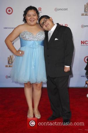 Rico Rodriguez, Raini Rodriguez and Alma Awards
