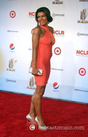 Lisa Vidal and Alma Awards
