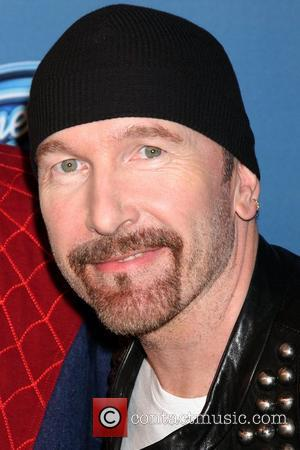 The Edge The 2011 American Idol Finale - Press Room at the Nokia Theater at LA Live Los Angeles, California...