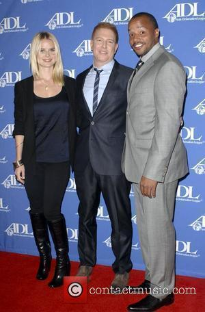 Alice Eve, Ryan Kavanaugh, Donald Faison  Anti-Defamation League Entertainment Industry Awards Dinner - Red Carpet Los Angeles, California -...