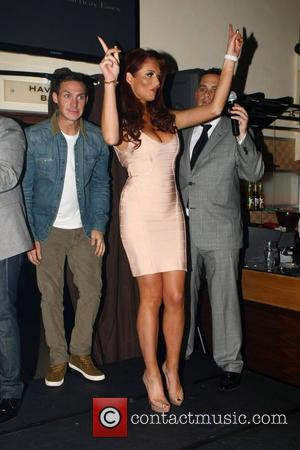 Amy Childs and Kirk Norcross are introduced to the crowd. James Argent from The Only Way is Essex performed his...