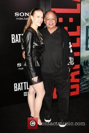 Cheech Marin  Battle: Los Angeles Los Angeles Premiere  Held At Regency Village Theatre  Westwood, California - 08.03.11
