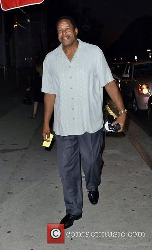 Dave Winfield arrives at Boa Steakhouse Los Angeles, California - 09.09.11