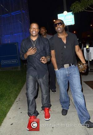 Johnny Gill and New Edition