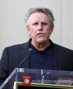Gary Busey Buddy Holly Star Unveiling On The Hollywood Walk Of Fame Held In Front of Capital Records...