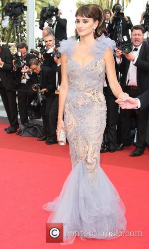 Penelope Cruz 2011 Cannes International Film Festival - Day 4 - Pirates of the Caribbean: On Stranger Tides - Premiere...
