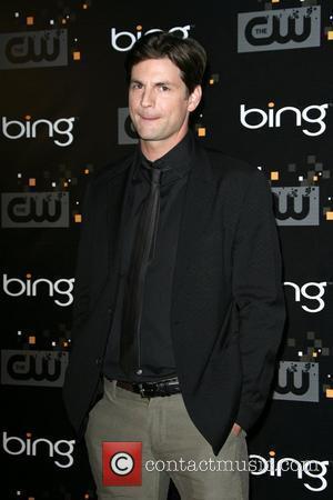 Gale Harold The CW's Premiere Party held at Warner Bros. Studios Lot Burbank, California - 10.09.11