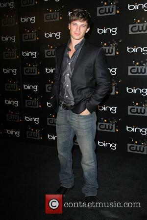 Matt Lanter The CW's Premiere Party held at Warner Bros. Studios Lot Burbank, California - 10.09.11