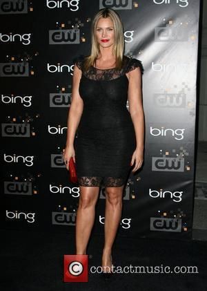 Natasha Henstridge The CW's Premiere Party held at Warner Bros. Studios Lot Burbank, California - 10.09.11